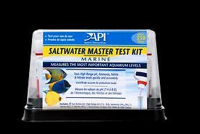 API - Saltwater Master Test Kit