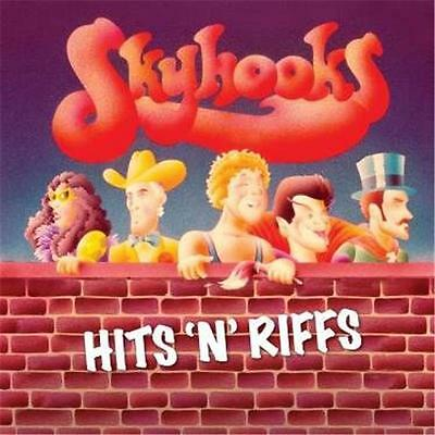 SKYHOOKS Hits 'n' Riffs CD BRAND NEW The Best Of Greatest Hits