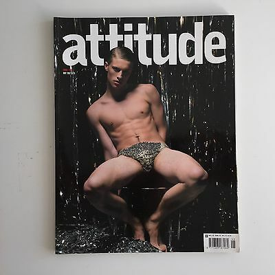 ATTITUDE Magazine May 2007 #156 The Sex Issue Interviews & Cover