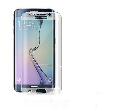 Samsung Galaxy S7 EDGE 9H 3D Curved Tempered Glass Full Screen Protector Cover
