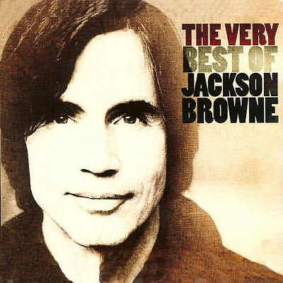 JACKSON BROWNE The Very Best Of 2CD BRAND NEW
