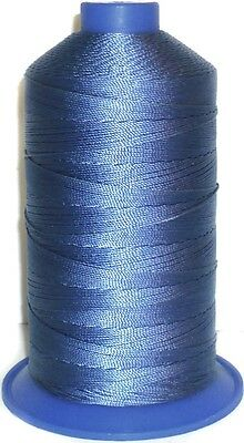 Amann Strongfil Thread, Denim Blue, 11, 1000M 100% Polyamide Thread, Art 3902