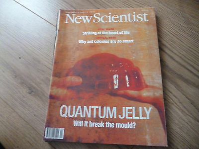 New Scientist Magazine*no. 2138*june 13 1998*science*technology*quantum Jelly