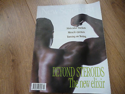 New Scientist Magazine*no.2012*january 13 1996*beyond Steroids*science