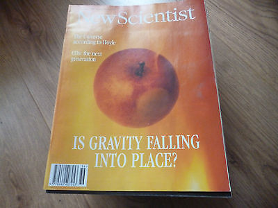 New Scientist Magazine*no.1942*september 10 1994*is Gravity Falling Into Place?