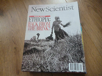 New Scientist Magazine*no.1950*november 5 1994*ethiopa: Back From The Brink