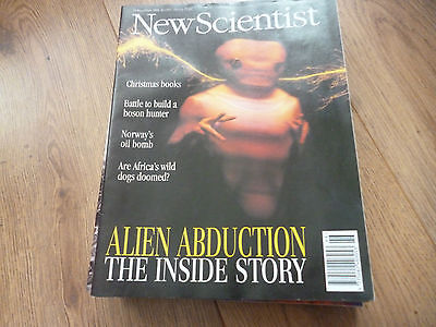 New Scientist Magazine*no.1952*november 19 1994*alien Abduction The Inside Story