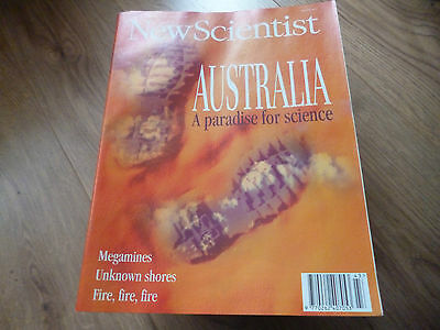 New Scientist Magazine*no.1949*october 29 1994*australia: A Paradise For Science