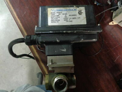 Power Controls, Inc. SD4B-10 Rotary Actuator