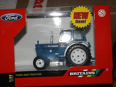 Britains  1;32 Scale Ford 4600 Tractor Conversion   Boxed