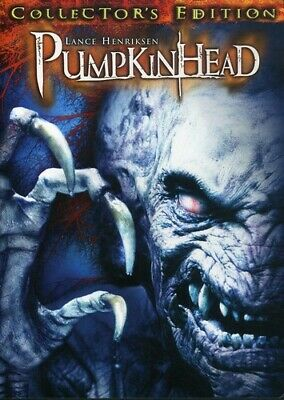 Pumpkinhead Collector's Edition with Lenticular Faceplate [WS (2011, DVD NEW) WS