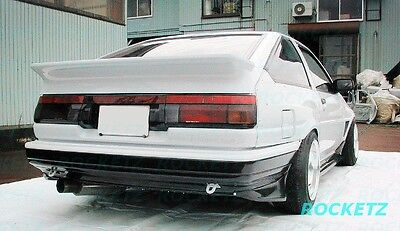 Steel Rear Tail Light Panel For 1984-1987 84-87 Toyota Corolla AE86 Hatchback