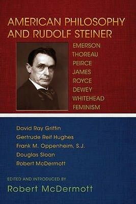 American Philosophy and Rudolf Steiner by Paperback Book (English)