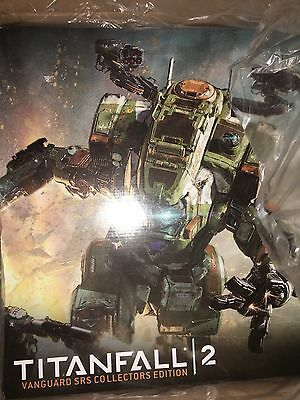 Titanfall 2 Ii Srs Vanguard Collector's Edition Limited Helmet Standalone Bundle