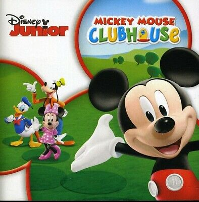 Various Artists, Dis - Disney: Mickey Mouse Clubhouse / Various [New CD]