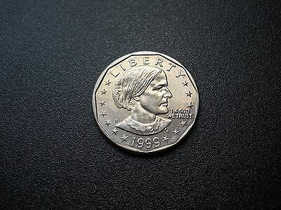 1999-P Susan B. Anthony Dollar (BU)