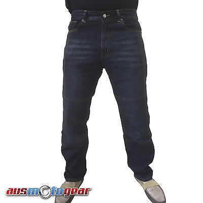 Motorcycle Jeans REINFORCED WITH DuPont™ KEVLAR® ARAMID FIBRE