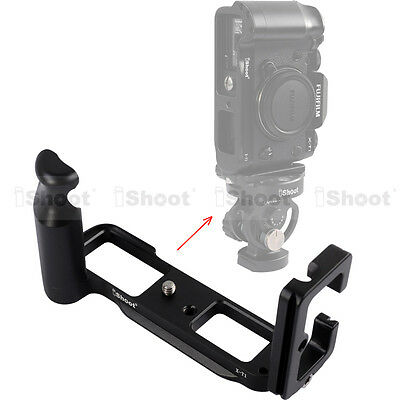 iShoot Detachable camera Quick Release Plate for Ball Head & Fujifilm X-T1
