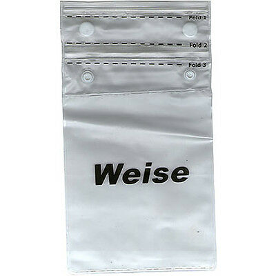 Weise Transparent Moto Motorcycle Motorbike Waterproof Double Seal Dry Bag