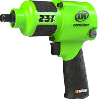 "Ingersoll Rand 231R-G 1/2"" Drive Green Racing Edition Air Impact Wrench"