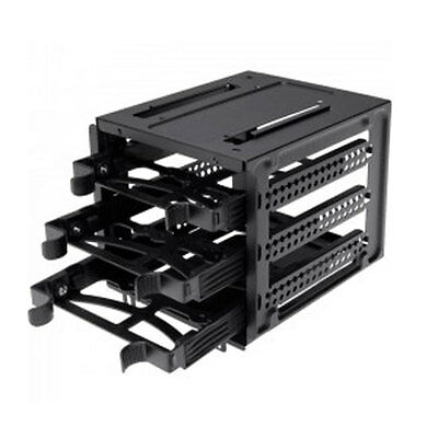 Corsair HDD Upgrade Kit with 3x HDD Trays + HDD Cage Parts, for Graphite 600T/73
