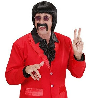 Wig Mens Iconic Music Celebrity 60s Adults 1960s Costume Beatles Fancy Dress