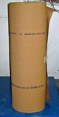 """Heavy Duty Packaging Paper (MIL-P-130 F) 36"""" x 100 Yards Laminated, Creped"""