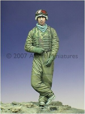 ALPINE MINIATURE U.S.TANK CREW IN WINTER #2  WWII  Scala 1:35 Cod.AP35034