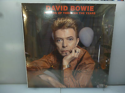 David Bowie-Falling Up Through The Years. Nyc, Usa 1997.-Vinyl Lp-New.sealed