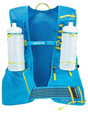 Montane FANG 5 Trail Day Pack Multi Pocket Adjustable Waistcoat System RRP £75