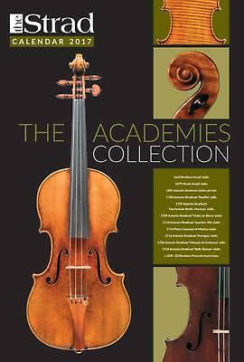 Strad Kalender 2017 - The Academies Collection