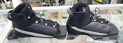NEW Connelly Nova Waterski Dbl Boot Set- Lg/XL - Mens 9 to 14- Fits HO Skis