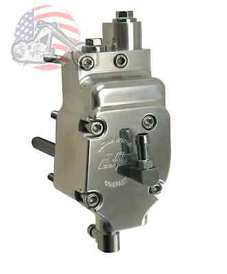 High Flow Polished Oil Pump 1992-1999 Harley Evolution Big Twin EVO Motor Engine