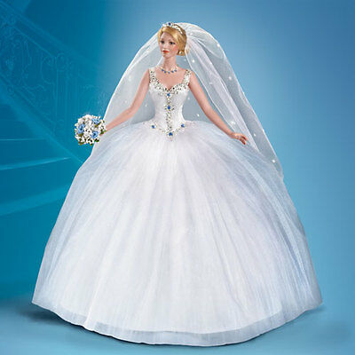 Happily Ever After Bride  Doll - Cindy McClure Ashton Drake