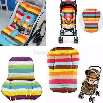 NEW Baby Car Seat Padded Stroller Cushion Buggy Seat Liner Toddler Pushchair Mat