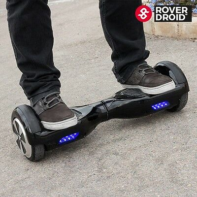 Electric Scooter Self Balancing Surf Hoverboard Childrens Kids Christmas Gift