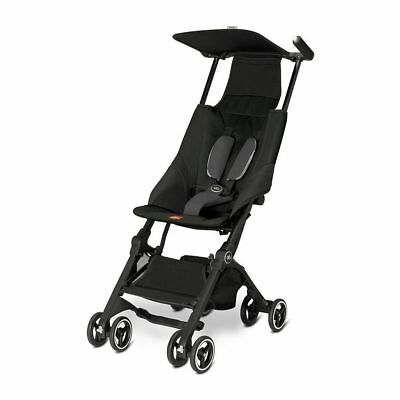 Goodbaby Pockit Stroller (Monument Black)