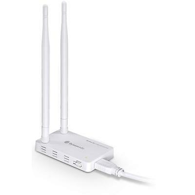 DYNAMODE Dual Antenna 1200Mbps AC Wireless Dual-Band USB Adapter White