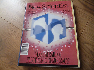 NEW SCIENTIST MAGAZINE*No. 1979 MAY 27 1995 *ENGLISH*WEEKLY*SCIENCE*