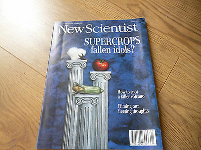 NEW SCIENTIST MAGAZINE*No. 1959 JANUARY 7 1995 *ENGLISH*WEEKLY*SCIENCE*