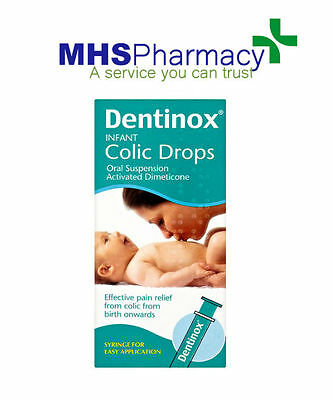 Dentinox Colic Drops with New Syringe 100ml