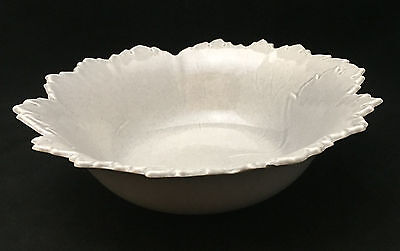 Steubenville Woodfield Dove Gray Large Round Serving Dish