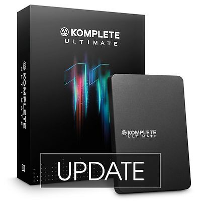 Native Instruments Komplete 11 Ultimate Update VST & Effects Software