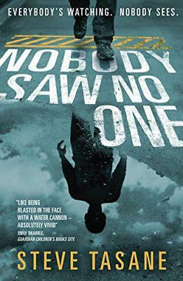 Nobody Saw No One by Tasane, Steve | Paperback Book | 9781406350760 | NEW