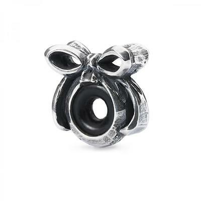 Trollbeads original authentic Stop in Argento Fiocco TAGBE-30131