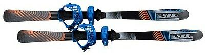 New Whitewoods 145cm Outlander Skis & Bindings Snowshoe On Skis Use Your Boots