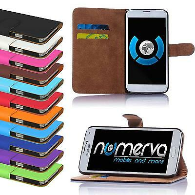 Shock Proof Cover Protective Card Holder Flip Case Wallet Bag For iPhone HTC LG