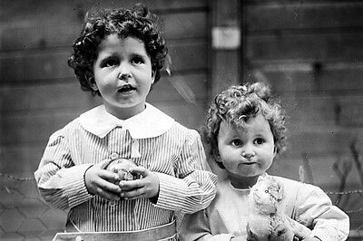 New 5x7 Photo: Orphan Survivors of the RMS TITANIC Sinking Disaster, 1912