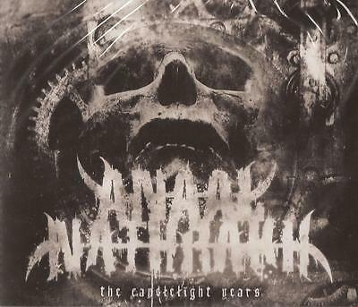 Anaal Nathrakh - The Candlelight Years ( 3 CD SET ) NEW / SEALED