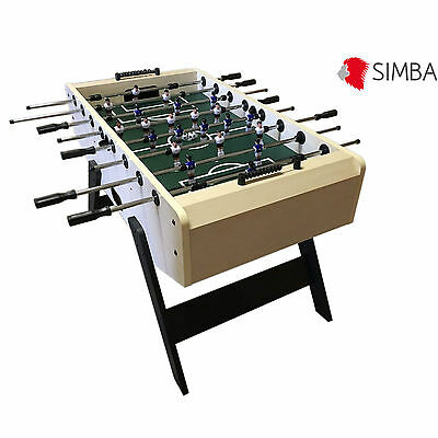 Soccer Football Table Family Play Table Game Fusball Bernabeu